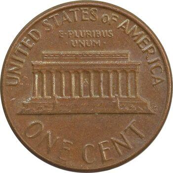 سکه 1 سنت 1978D لینکلن - EF - آمریکا