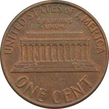 سکه 1 سنت 1979D لینکلن - EF - آمریکا