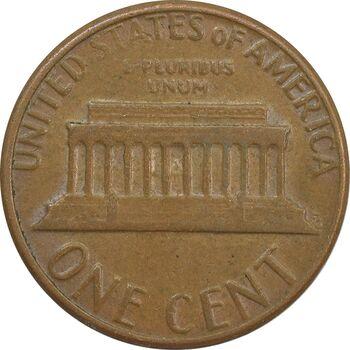 سکه 1 سنت 1982 لینکلن - EF - آمریکا