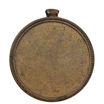 مدال پیش آهنگی (آماده باش) - AU58 - محمد رضا شاه