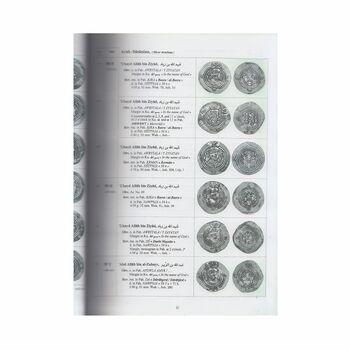 کتاب سکه های نقره خلفا اسلامی