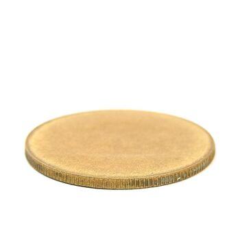 سکه 10 ریال 1373 فردوسی (ضرب دو پولک همزمان) - MS61 - جمهوری اسلامی