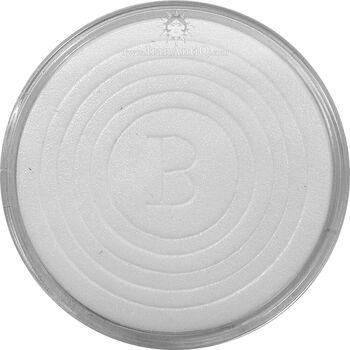کاور سکه پلاستیکی - دایره - سایز B - فوم دار