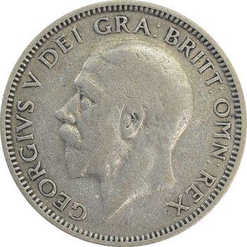 سکه 1 شیلینگ 1933 جرج پنجم - VF35 - انگلستان