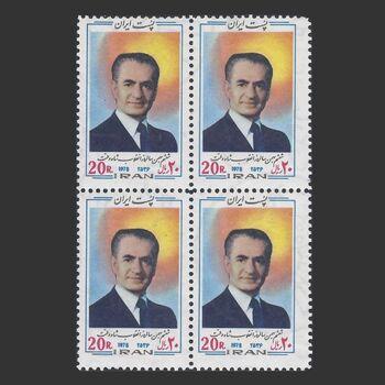 تمبر انقلاب سفید (12) - محمدرضا شاه
