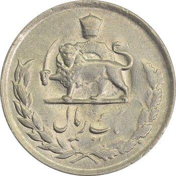 سکه 1 ریال 1333 - EF45 - محمد رضا شاه