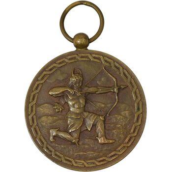 مدال تیراندازی (ارتشتاران)  - EF45 - محمد رضا شاه