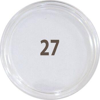 کاور سکه پلاستیکی - سایز 27