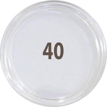 کاور سکه پلاستیکی - سایز 40