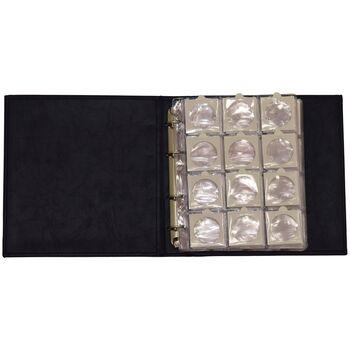 آلبوم سکه با گنجایش 120 سکه با کاور