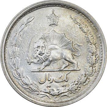 سکه 1 ریال 1312 - MS62 - رضا شاه