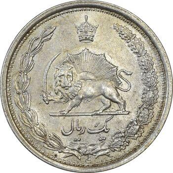 سکه 1 ریال 1312 - MS61 - رضا شاه