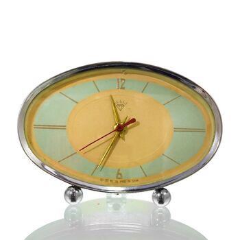 ساعت رومیزی کوکی بدون زنگ مارک شانگهای