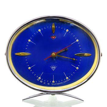 ساعت رومیزی کوکی مدل بیضی مارک شانگهای
