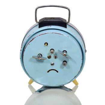 ساعت رومیزی کوکی مدل دایره ای مارک شانگهای
