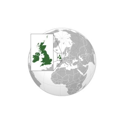 britain world map