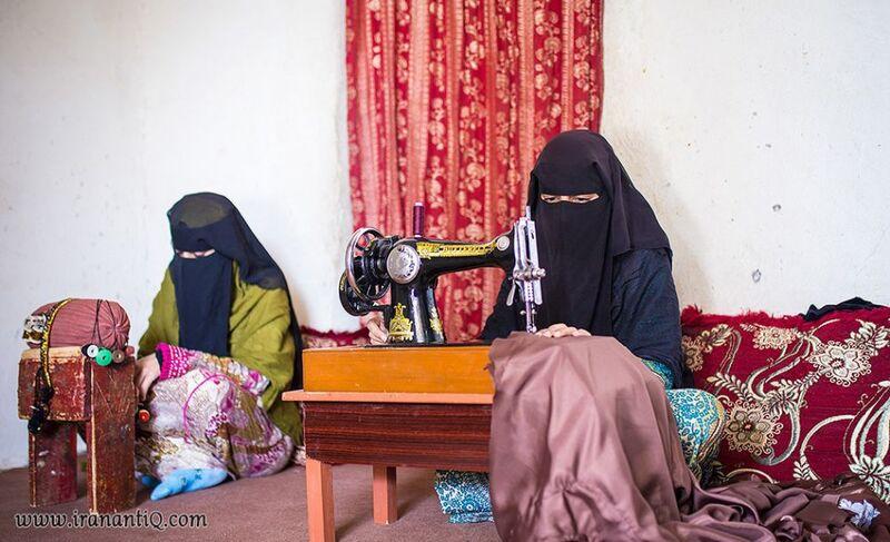 تصاویر زیبا از صنایع دستی احیاء شده