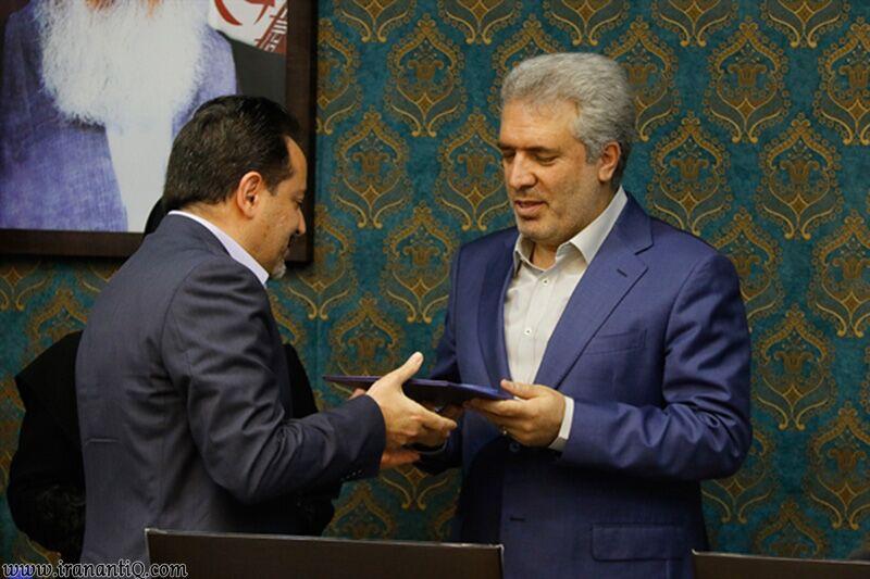 تجلیل از برترین های سی امین نمایشگاه ملی صنایع دستی